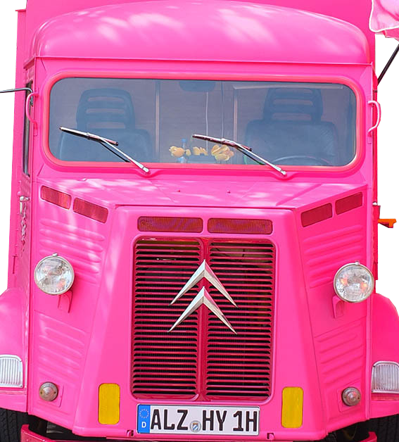 PinkLady Promotion Tour mit HY in Pink
